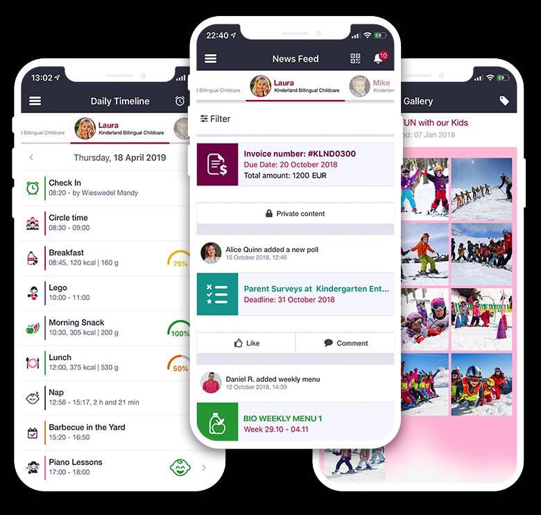 Kinderpedia, o aplicație utilă pentru unitățile de învățământ