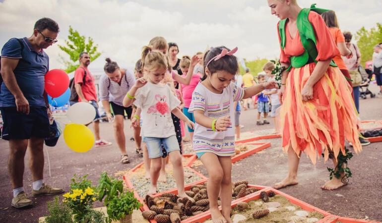 ECO exploratorii învață copiii să iubească planeta