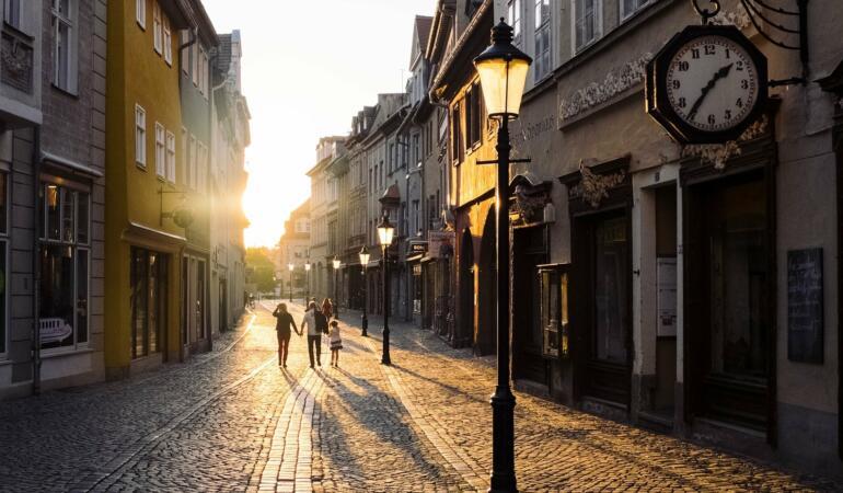Topul celor mai frumoase străzi din lume