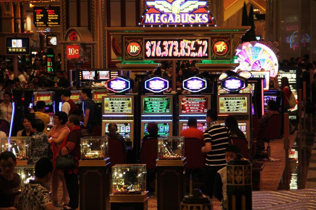 Las Vegasul din Asia
