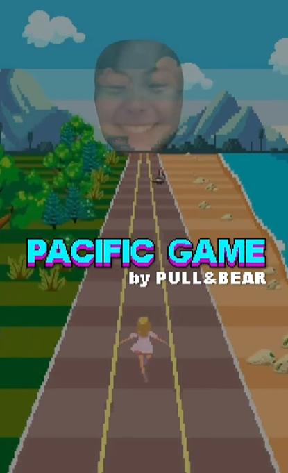 IN TREND: Pacific Game, un joc lansat de Pull & Bear
