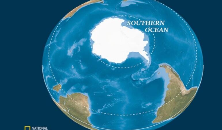 Pământul are oficial 5 oceane