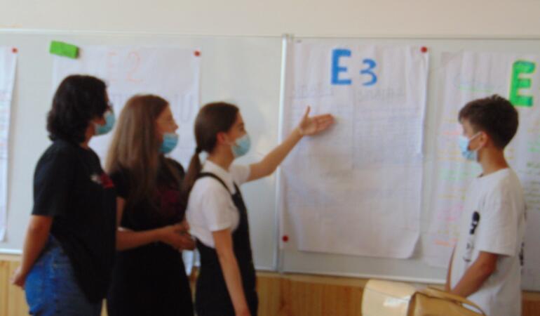 Proiectul Cetățeanul. Copiii din Timișoara ajută Primăria să facă ordine în oraș