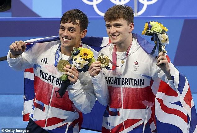 Tom Daley și-a împlinit visul din copilărie de a deveni campion olimpic
