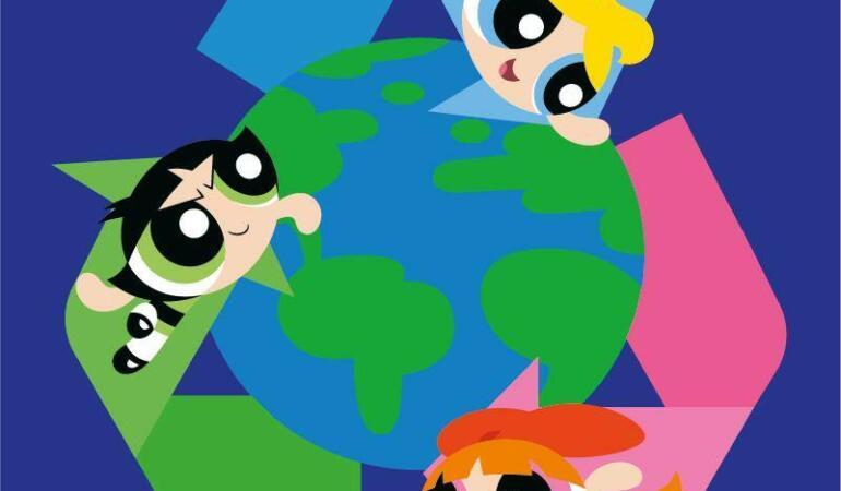 Copiii doresc să salveze planeta. Studiul realizat de Cartoon Network