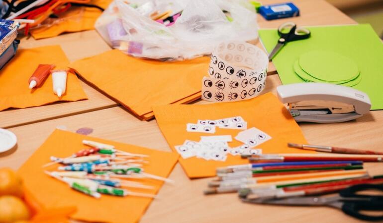 Ateliere creative pentru copii, la Muzeul Municipiului București