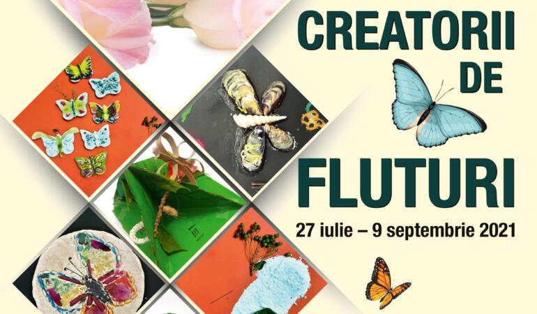 """""""Creatorii de fluturi"""", ateliere de science & craft pentru copii la Muzeul """"Grigore Antipa"""""""