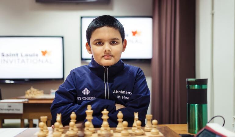 Cel mai tânăr maestru al șahului din istorie are 12 ani