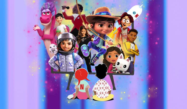 Netflix Kids lansează două funcții noi. Iată ce fac ele
