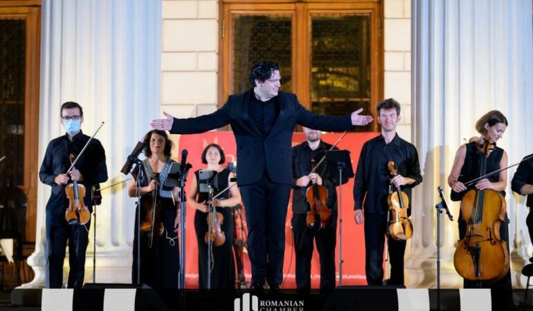 Romanian Chamber Orchestra face turneu cu două piese în premieră absolută
