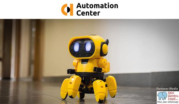 Super concurs! Copiii cool desenează roboți și câștigă premii