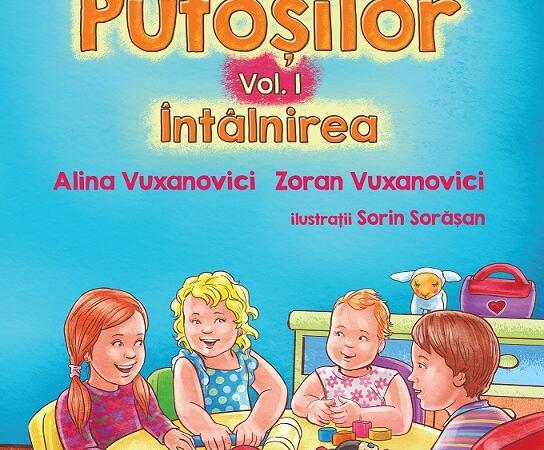 Doi părinți scriu o carte pentru copiii care vor să le câștige atenția
