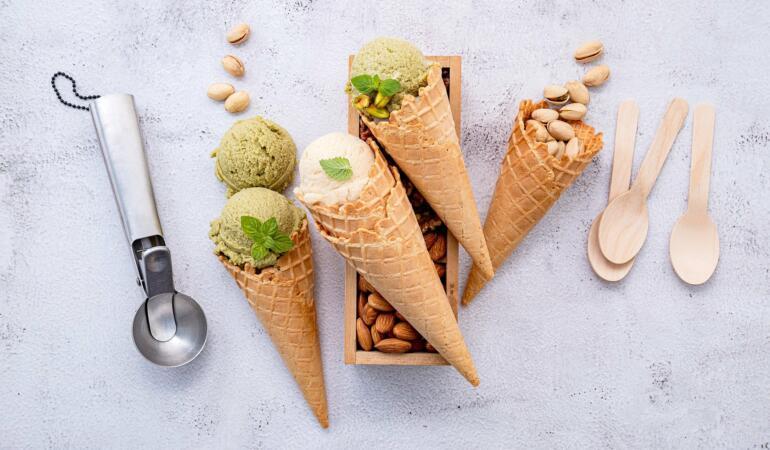 Care înghețată este sănătoasă. Ce ne recomandă Mihaela Bilic