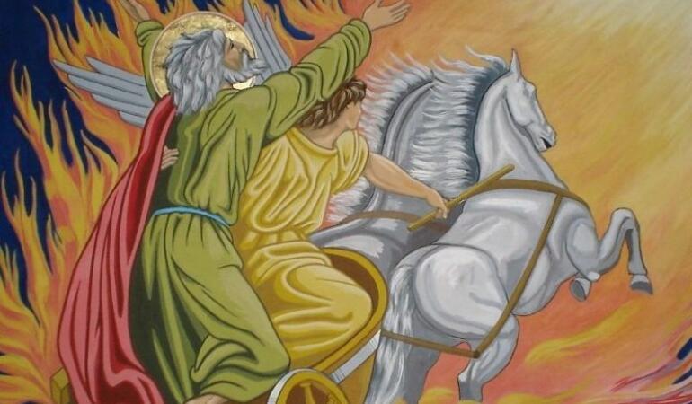Astăzi îl sărbătorim pe Sfântul Ilie, aducătorul de furtuni
