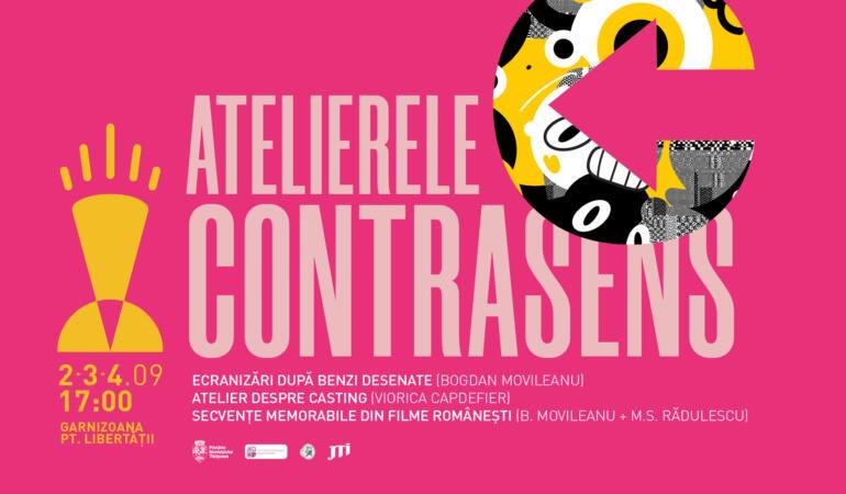Ateliere gratuite de film pentru copii și tineri la Timișoara, cu Contrasens