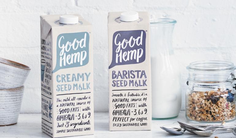 Laptele de cânepă ar putea înlocui toate celelalte tipuri. Ce zic specialiștii