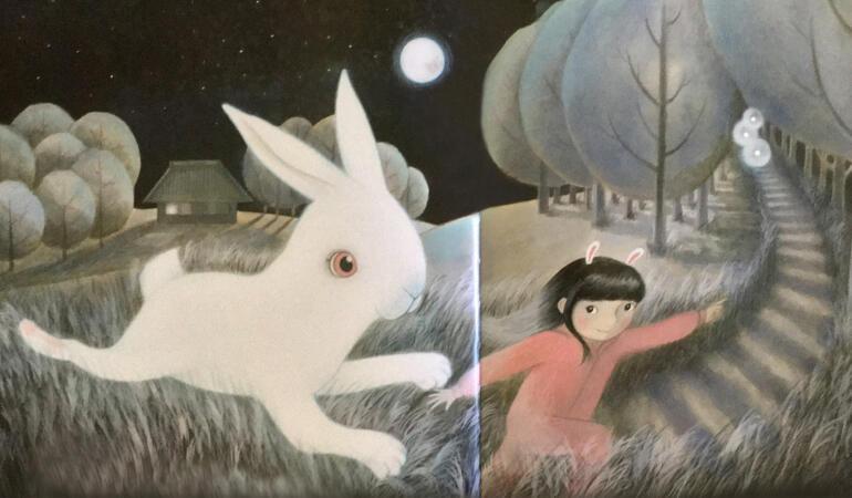 Povești cu unicornul și Iepurașul de pe Lună la Teatrul Ion Creangă