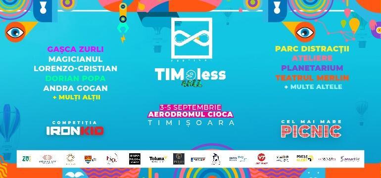 Timeless 4ALL – Un festival care readuce zâmbetul pe fețele copiilor