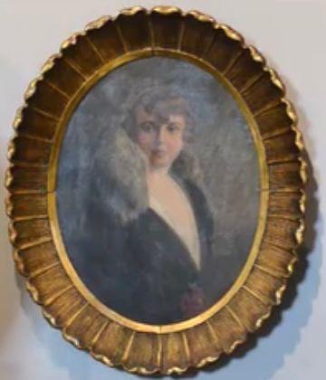 COMORILE MUZEELOR. Portretul unei doamne din aristocrația Banatului