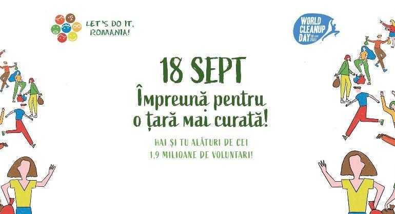 Campania Let's Do It, Romania
