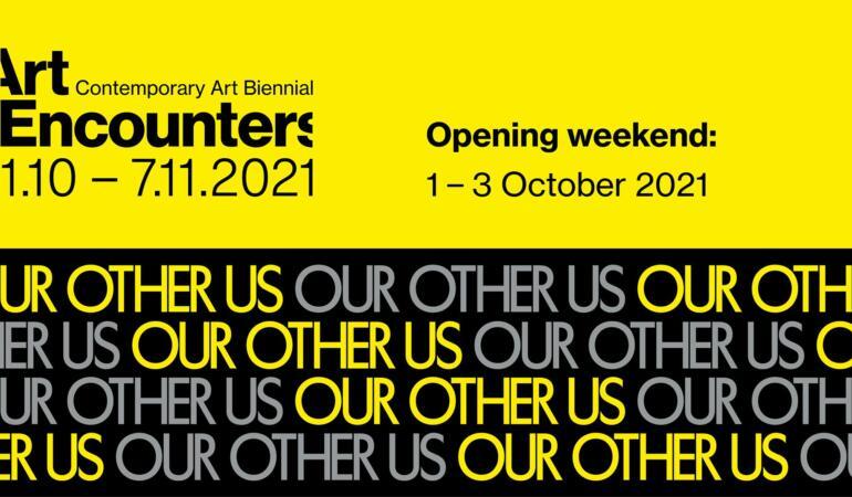 Bienala Art Encounters 2021. Cum poți vizita expozițiile