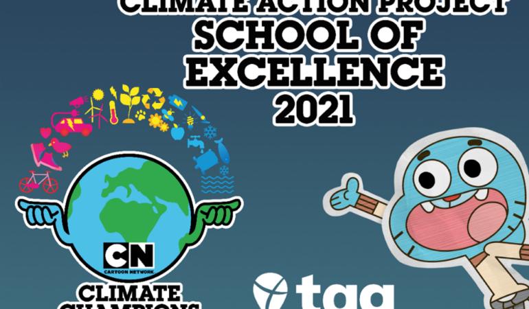 Proiectul Acțiunea Climatică. Noua campanie Cartoon Network pentru salvarea planetei