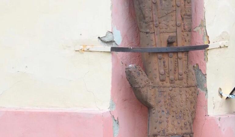 COMORILE MUZEELOR. Copacul de fier, unul din simbolurile Timișoarei