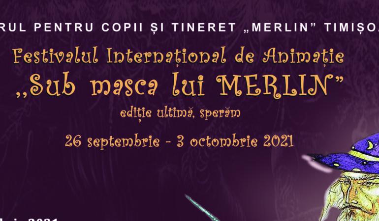 """Începe Festivalul Internațional de Animație """"Sub bagheta lui Merlin"""""""