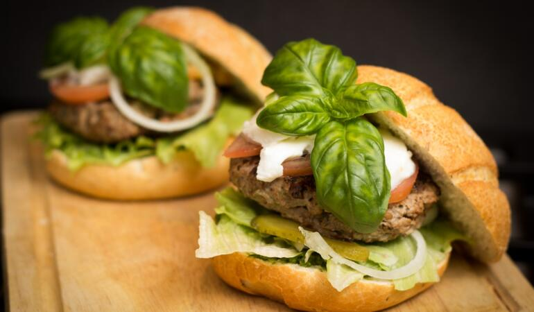 Cum arată burgerul viitorului. Deja nu mai e un secret