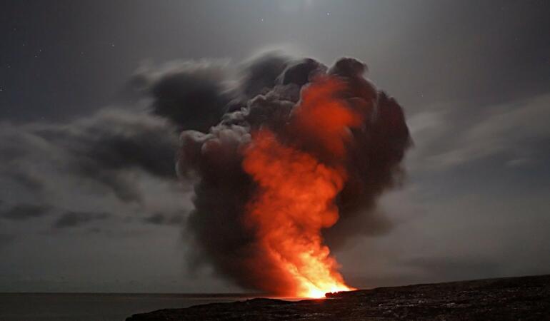 Un vulcan nou a erupt în Insulele Canare. Iată ce se întâmplă