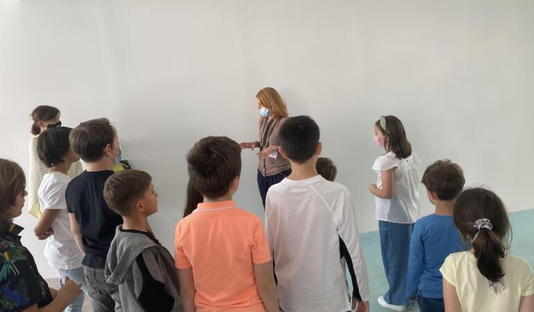 Școala de arte Kunsthalle Bega. Activitățile la care pot lua parte copiii