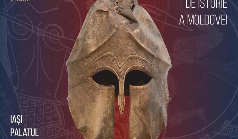COMORILE MUZEELOR. Coiful corintic din bronz descoperit în apa Siretului