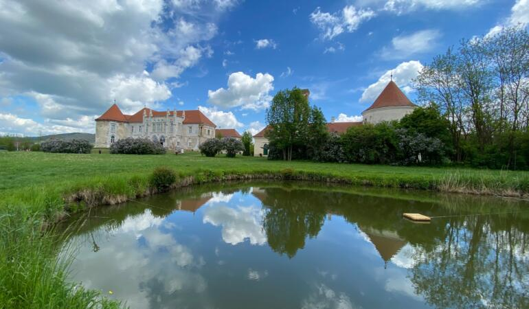 Locuri de poveste din România: Castelul Bánffy din Bonțida
