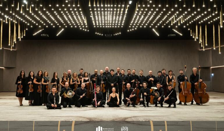 Primul concert în realitate virtuală al unei orchestre din România