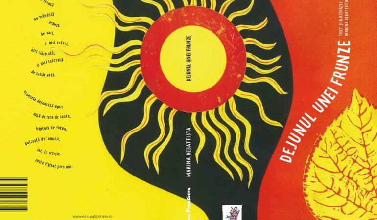 """""""Dejunul unei frunze"""", cartea ce reprezintă România în White Ravens 2021. Ce înseamnă asta"""