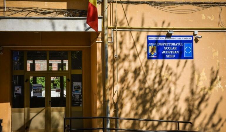 Mai mulți elevi din județul Sibiu vor învăța online timp de două săptămâni