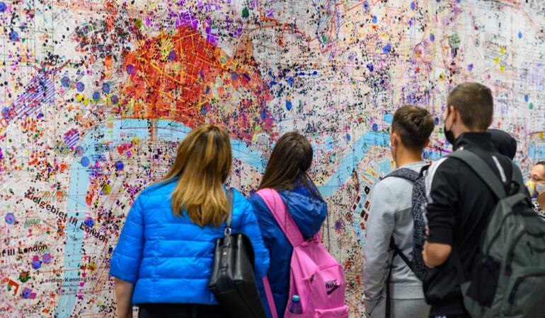 My Art Encounters invită profesorii și elevii să descopere arta contemporană