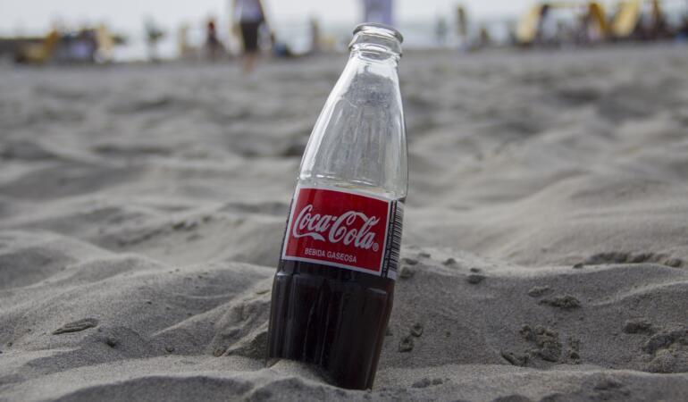 Coca-Cola este cel mai mare poluator