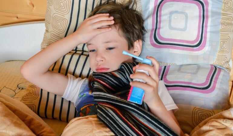 Astmul la copii. Care sunt principalele simptome